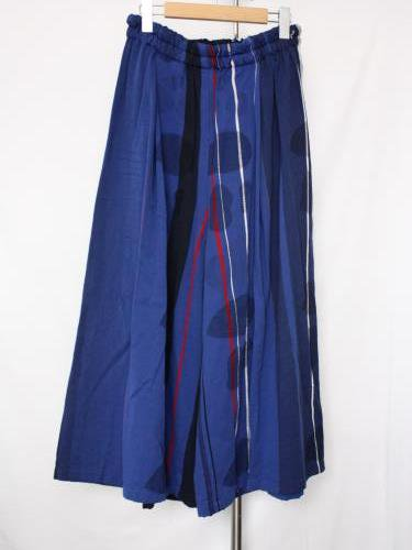 tamaki niime 玉木新雌 only one super wide pants (long) unisex