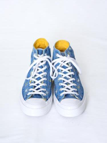CONVERSE Chuck Taylor CT70【WARRIORS】mens