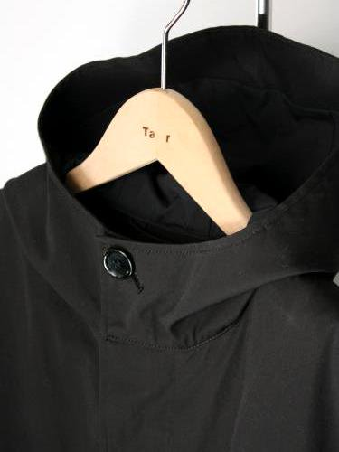 《30% OFF》 STILL BY HAND フーデッドコート BLACK mens