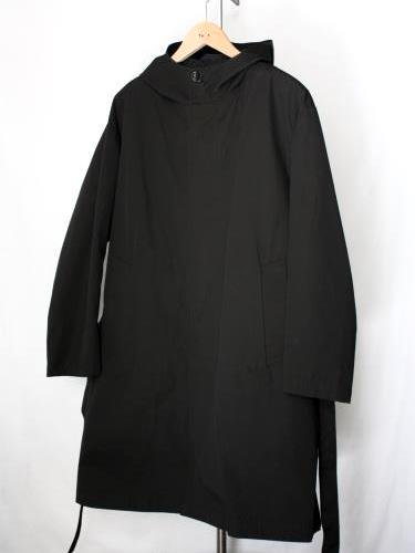 《50% OFF》 STILL BY HAND フーデッドコート BLACK mens