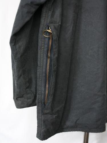 Yoused Barbour リメイクジャケット NAVY / 40 mens