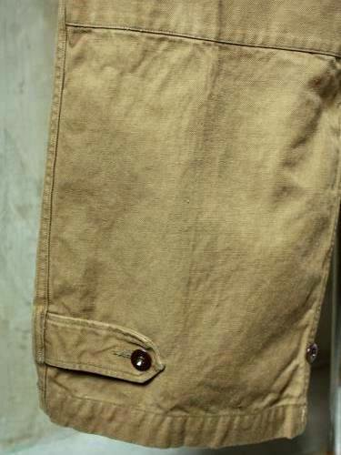 FRENCH ARMY M-47 VINTAGE DEAD STOCK 前期 mens