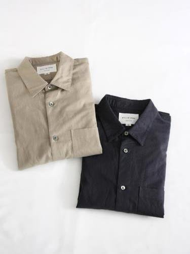 《30% OFF》 STILL BY HAND レギュラーカラーシャツ mens