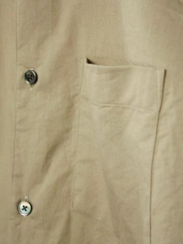 《50% OFF》 STILL BY HAND レギュラーカラーシャツ mens