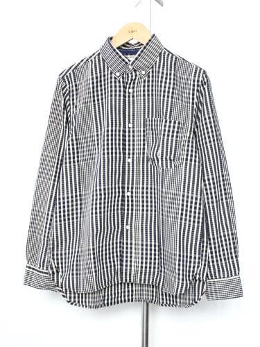 Tapir別注 weac. ベーシックチェックシャツ mens