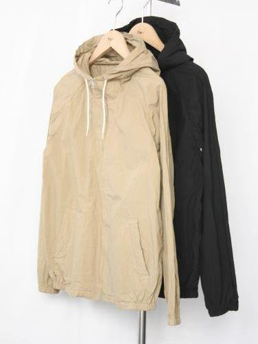 Ordinary fits フードブルゾン DAY PARKA unisex