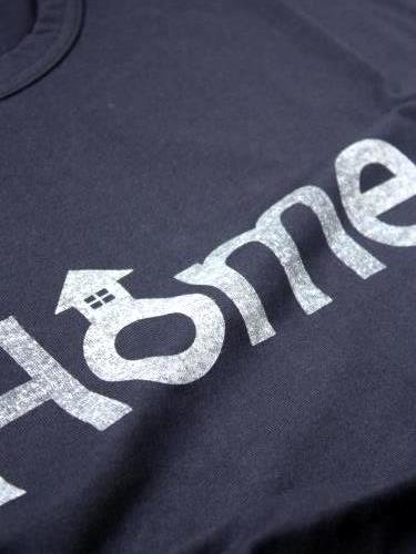 EEL products プリントTee 【Home】 unisex