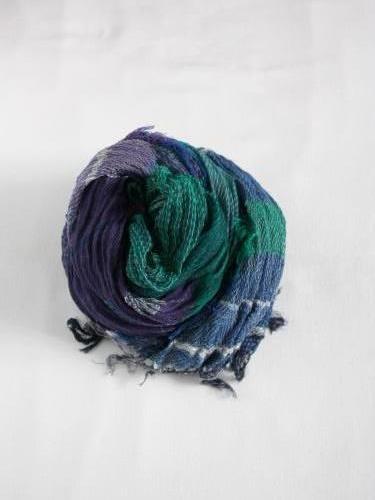 tamaki niime 玉木新雌 roots shawl cotton middle