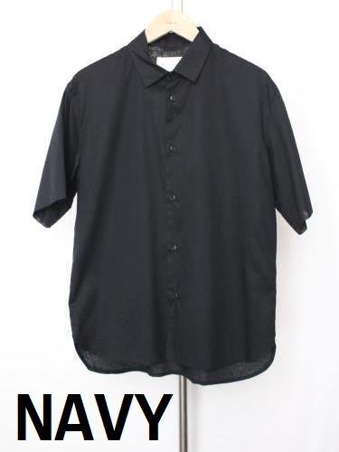 STILL BY HAND コットン半袖シャツ mens