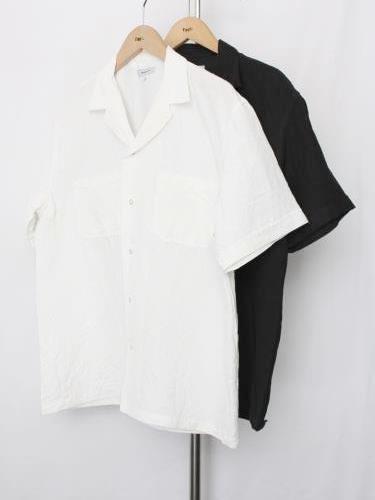 《50% OFF》 Ordinary fits オープンカラーリネンシャツ unisex