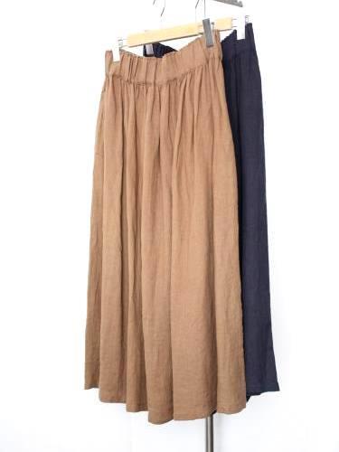 《30% OFF》 Soi-e リネンスカート ladies