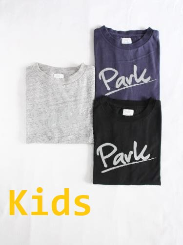 《50% OFF》 THE PARK SHOP グラフィック Park Tee kids
