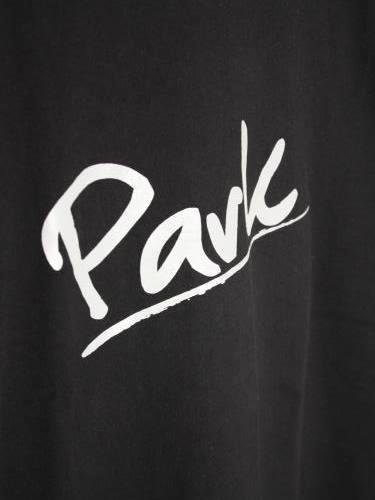 《50% OFF》 THE PARK SHOP グラフィック Park Tee mens