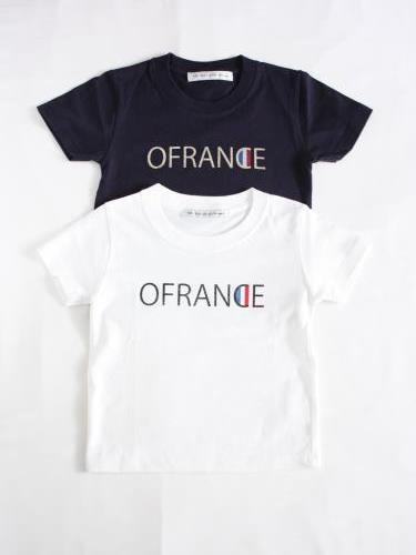 EEL products プリントTee 【OFRANCE】 kids