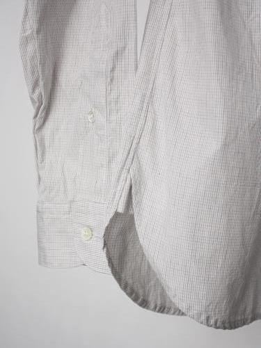 《30%OFF》 STILL BY HAND グラフチェックBDシャツ mens