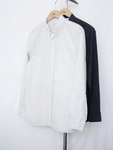STILL BY HAND グラフチェックBDシャツ mens