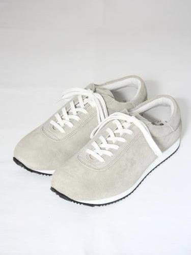 blueover mikey スウェードスニーカー TAUPE unisex