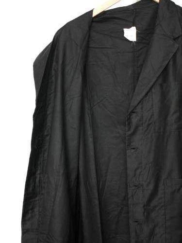 イタリア空軍 ワークコート BLACK DEADSTOCK unisex