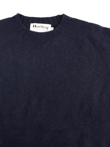 Harley of Scotland シェットランドセーター unisex