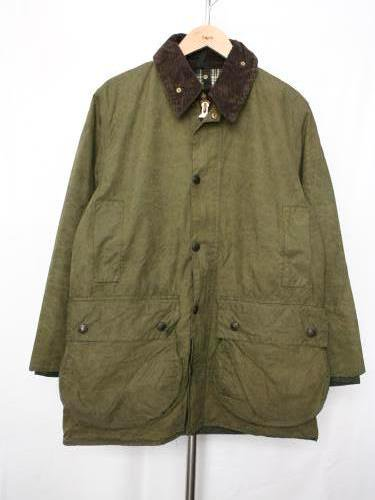 Barbour リメイクジャケット OLIVE / 38 mens