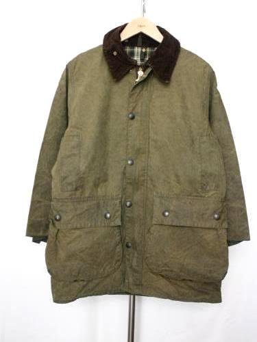 Barbour リメイクジャケット OLIVE / 38 unisex