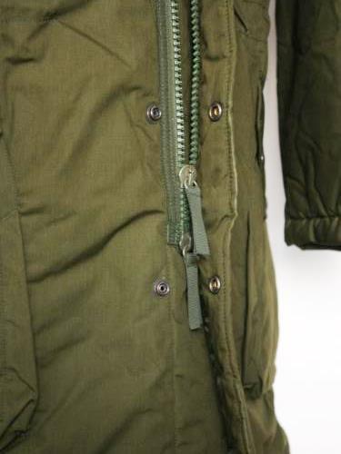 スウェーデン軍 M90 コート DEADSTOCK mens
