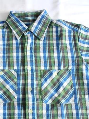 CAMCO フランネルシャツ mens