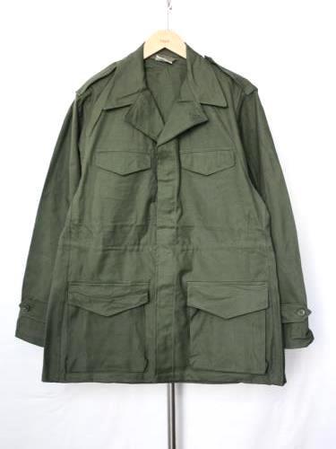 フランス軍 AIR FORCE フィールドジャケット DEADSTOCK mens