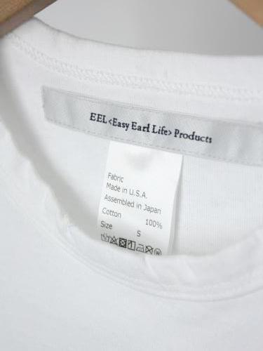 EEL products × tupera tupera プリントTee 【LIFE】 unisex