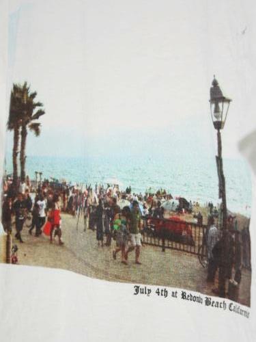 《30% OFF》  SLOPPY プリントTee 【Redondo Beach】 unisex