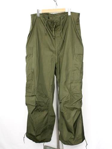 US.ARMY M-51 ARCTIC PANTS DEADSTOCK unisex