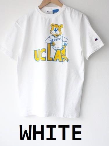 Champion カレッジプリントTee T1011 【UCLA】 unisex