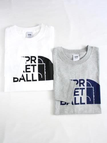 TPR SPORTS 長袖プリントTee【BASKETBALL】 unisex