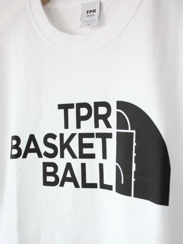 TPR SPORTS プリントTee【BASKETBALL】 unisex