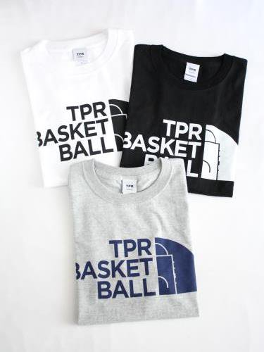 TPR SPORTS プリントTee【BASKETBALL】 unisex