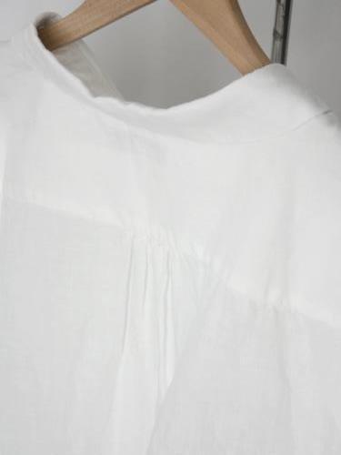 Ordinary fits BARBER SHIRTS LINEN ladies