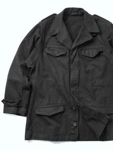 フランス軍 M-47 フィールドジャケット BLACK mens