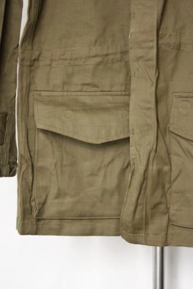 フランス軍 M-47 フィールドジャケット 後期 DEADSTOCK mens