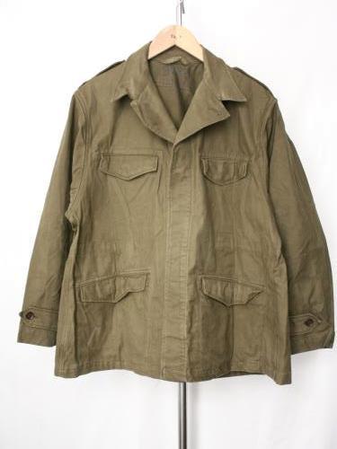 フランス軍 M-47 フィールドジャケット 前期 USED mens
