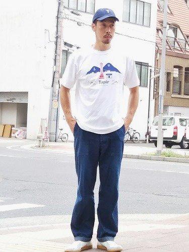 TPR SPORTS プリントTee【KOBE】 unisex