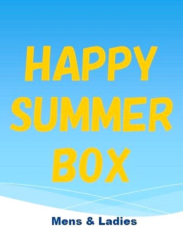 HAPPY SUMMER BOX unisex