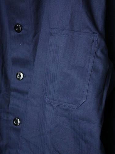 ドイツ軍 HBTワークジャケット USED mens