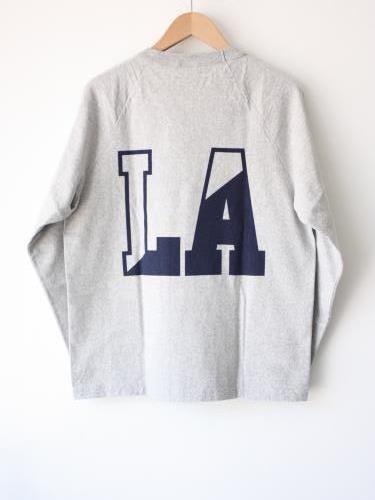 Champion ラグランロングスリーブTee T1011 【UCLA】 mens