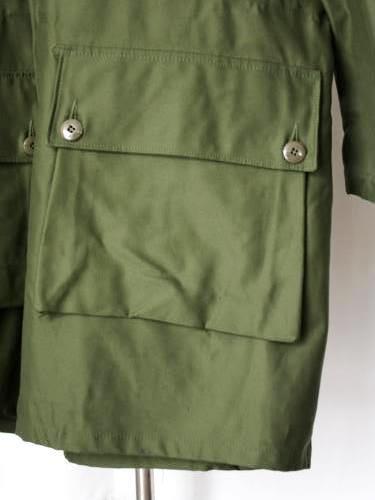スウェーデン軍 M59 フィールドコート USED unisex
