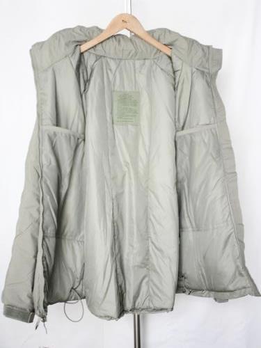 US GENIII ECWCS Level7 プリマロフトジャケット USED mens