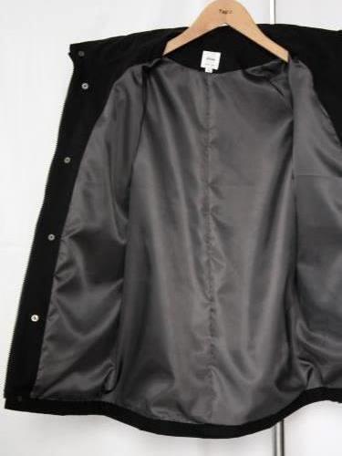 ARAN ツリングジャケット BLACK mens