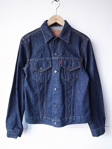 《50% OFF》 DAILY WARDROBE INDUSTRY DENIM JACKET indigo unisex