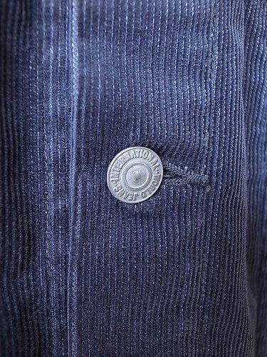 《50% OFF》 DAILY WARDROBE INDUSTRY コーデュロイジャケット grey unisex