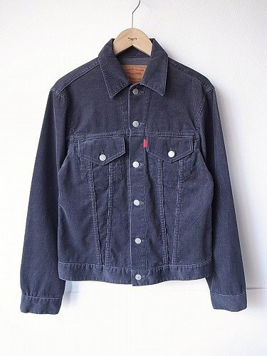 《50% OFF》 DAILY WARDROBE INDUSTRY コーデュロイジャケット grey unisex
