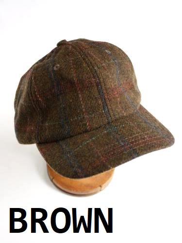 NEW ENGLAND CAP 6パネルウールキャップ unisex